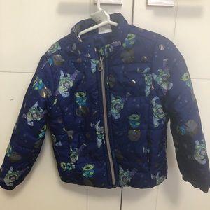 Disney /Boy's /Size 3/Puffer /Blue Jacket/Buzz